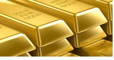 هبوط اسعارالذهب بعد صعود استمر يومين تزامنا مع انخفاض الدولار
